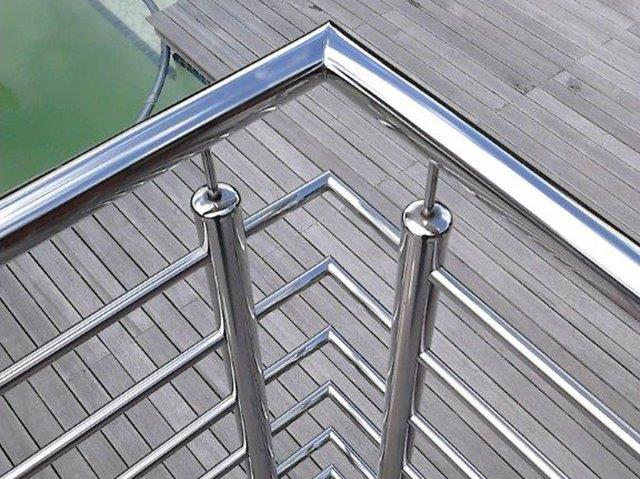 Stainless steel balustrade systems glasgow